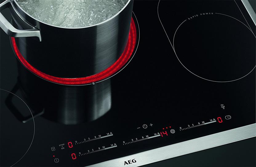 como funciona la cocina de induccion